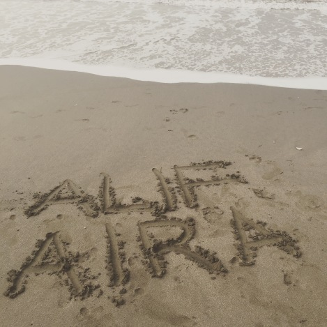 Name on The Sand